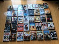DVD collection 40 top titles job lot