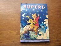 Rupert bear annual 1979 uncliped