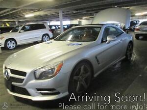 2013 Mercedes-Benz SL550 Convertible Premium & Advance Drive w/M