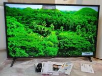 LG 50 Inch Smart 4K Ultra HD HDR LED TV with built-in WIFI
