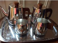 Teapot etc by Sona. New never used. 5 piece Teaset .