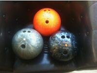 Ten Pin Bowling Equipment