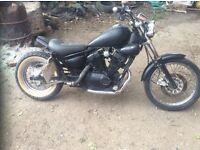 Yamaha xv 250 3ls bobber