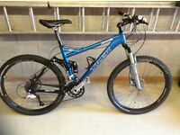 TREK FUEL EX 9 MOUNTAIN BIKE