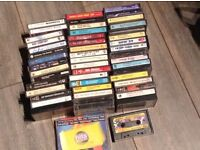 Music tape cassettes