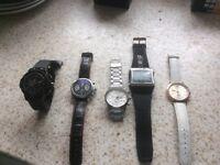 Job lot wrist watches