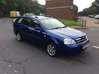 Chevrolet Lacetti 1.8cc AUTO 09 Reg Gas Bi Fuel Estate