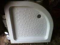 SHOWER TRAY ACRILIC 900X900