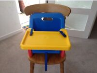 SAFETY 1ST PORTABLE HIGHCHAIR