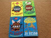 Dr Proctors Fart powder books