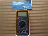 Digital Multimeter by Rapid 318