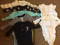 Baby boy clothing bundle 0-3mth #3