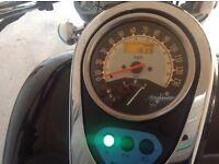 Kawasaki vn900 classic as new
