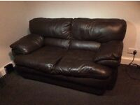 Brown sofa!!! Urgent pick up!!!!!!!