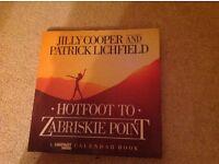 Patrick Lichfield calendar and books