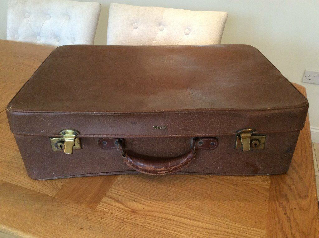 Vintage Antler Suitcase | Luggage And Suitcases