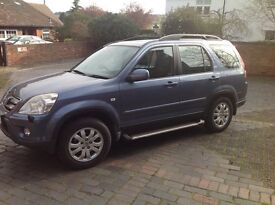 PRIVATE SALE OF OUR LOVELY 2005 HONDA CRV
