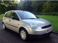 Ford Fiesta 5door 86000 miles full service history 2 owners from new excellent condition mot July