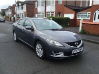 2008 MAZDA 6 TS2 5dr hatchback petrol manual 1 owner low mileage full service history £2795