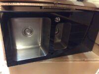 Wren kitchen sink