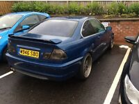 BMW 328 Cl coupe, spares or repair