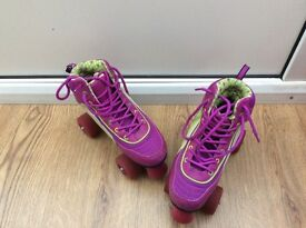 Size 4 Rio Roller Boots