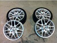 "Seat Leon 18"" alloy wheels"