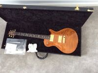 PRS Singlecut artist pack ( high end) finish plays like butter !