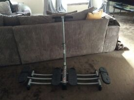 Leg master machine. Used but in good condition