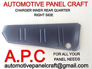 Automotive-Panel-Craft-Valiant-Charger-Inner-Rear-Quarter-Right-Side