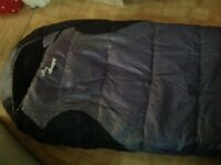 VANGO NITESTAR 350 SLEEPING BAG. USED, VGC.