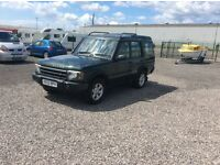 Landrover discovery td5 mint condion 1 owner full service history