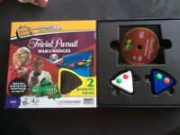 Trivia Pursuit War of the Wedges
