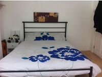Bright Double Room in friendly house-share, new bed/bedroom furniture just £520pcm all incl