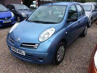 Nissan, MICRA, 2006 1.2cc Full Mot @ Aylsham Road Affordable Cars