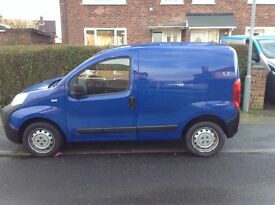 2013 Peugeot bipper ex euro parts van bargain at only £2575 Ono
