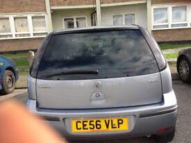 Vauxhall Corsa 1.3 5dr.