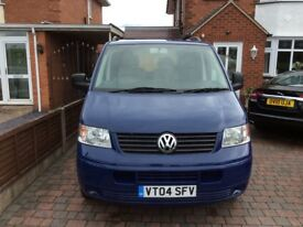 VW Transporter very very good condition with full service history