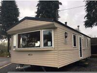 2011 ABI Rio 2 bedroom double glazed & electric heated static caravan for sale near Bromyard