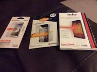 Griffin/tech21 screen protector for Samsung galaxy note 3/iPhone 4/4S /Samsung Galaxy S4 brand new
