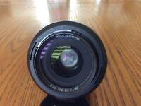 Nikon 35 mm af 1:1.8G prime lens