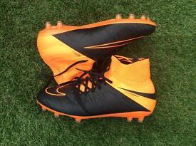 Nike Hypervenom Phantom II FG Football boots size 8.5