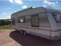 2006 Lmc caravan 22ft for sale good condition inside and out everything works toilet, shower ,