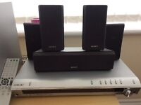 Sony DVDs home theatre