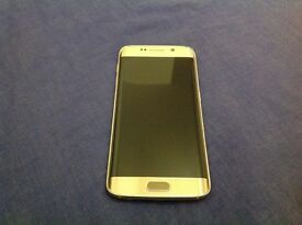SAMSUNG GALAXY S6 EDGE 64GB UNLOCKED GOLD