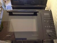 Siemens Oven Hob and Microwave