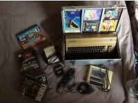 VINTAGE CLASSIC COMPLETE BOXED COMMODORE 64 PLUS 60 GAME PACKAGE