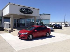 2015 Kia Forte LOW LOW KMS / NO PAYMENTS FOR 6 MONTHS !!!