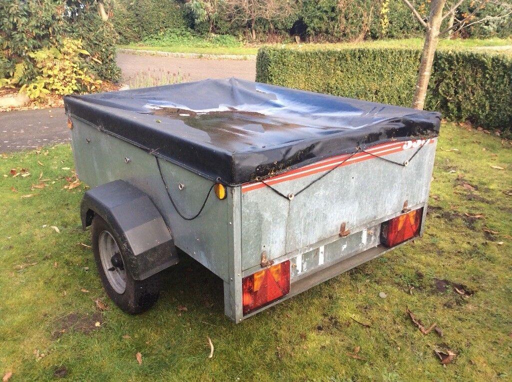 Caddy utility 5x3 foot trailer