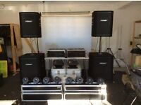 Treat yourself to a last-minute Christmas present with this complete Peavey / Pioneer DJ PA System